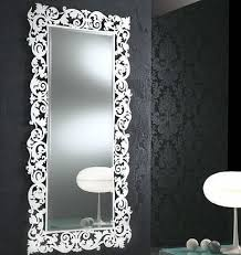 framed modern mirror. Modren Framed Bathroom Mirror Dining Room Wall Mirrors Unique Large Decorative  Nice Design Ideas For Intended Framed Modern