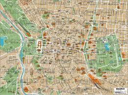 geoatlas  city maps  madrid  map city illustrator fully