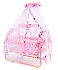 funky baby furniture. Baby Cradle With Mosquito Net Heart Print Pink Funky Furniture F