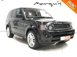 Used Santorini Black Land Rover Range Rover Sport for Sale ...