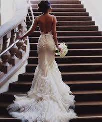 lace backless wedding dress tumblr naf dresses