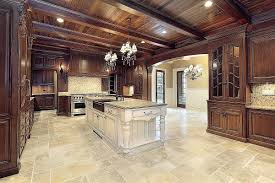 Tile Flooring In Kitchen Best Commercial Kitchen Tile Ideas All Home Designs