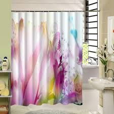 shower curtain shower environmentally friendly. Colorful Elegant Waterproof Quality Eco-Friendly Shower Curtain 7 Sizes 10 Designs-Loluxe Environmentally Friendly I