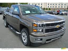2014 Brownstone Metallic Chevrolet Silverado 1500 LT Z71 Double ...