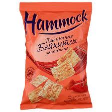 <b>Бейкитсы</b> запеченные «<b>Пикантная паприка</b> на гриле», <b>Hammock</b> ...