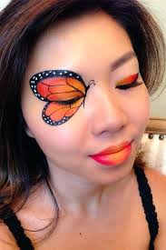 erfly face painting easy face paint ideas face painting for kids and s how to do erfly face painting