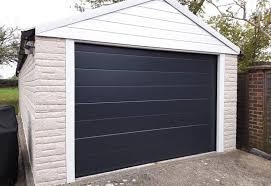 seceuroglide electric section garage door