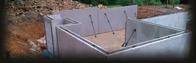 Small Picture Basements Cornish Concrete Products
