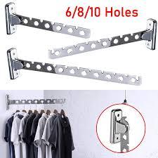 6 8 10 holes wall hanger clothes