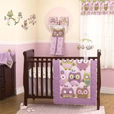 Owl Bedroom Accessories Nursery Neutral Gender Owl Baby Bedding Modern Bedding