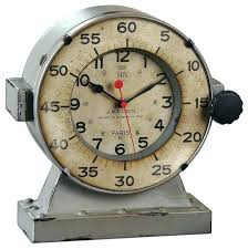 vintage desk clocks retro desks clock retro nautical table clock coastal marine chronometer style metal retro vintage desk clocks