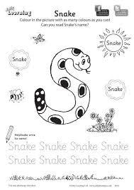 Here, you will find free phonics worksheets to assist in learning phonics rules for reading. Phonic Coloring Pages