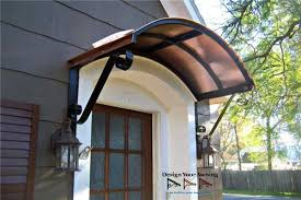 front door awningProjects  Metal Canopy Design  Design Your Awning