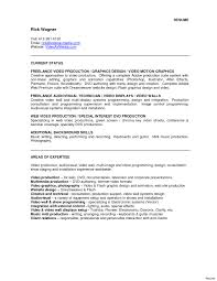Production Technician Sample Resume Sample Tickets Template Audio