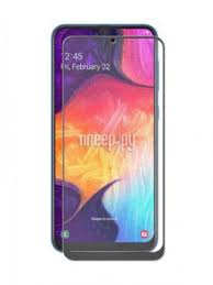 <b>Аксессуар Защитное стекло Brosco</b> для Samsung Galaxy A50 3D ...