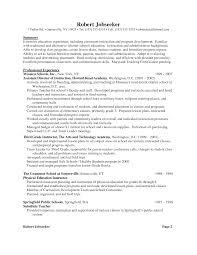 Skills For Teaching Resume Therpgmovie