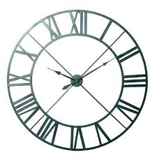 oversized outdoor clock large garden wall clocks patio outside digital target n target outdoor clocks