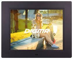 """Купить <b>Цифровая фоторамка Digma</b> PF-833 <b>8</b>"""" 1024 x 768 ..."""