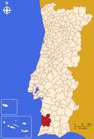 Bildergebnis für Karte Odemira Alentejo