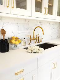 White Kitchen Sink Faucets Gold Kitchen Faucet Ideas Quicuacom