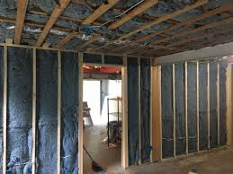 the initial plan of a simple remodel had to be sped after some water issues were discovered require a complete replacement of some timbers