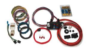 18 circuit customizable chassis harnessdetails painless performance performance wiring harness at Performance Wiring Harness