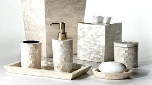 Decorative Bathroom Accessories Sets bathroom wastebaskets ezpassclub 48