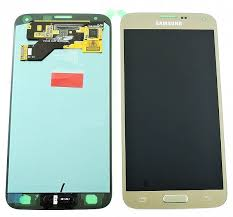 samsung galaxy s5 neo gold. samsung g903f galaxy s5 neo lcd display module, gold, gh97-17787b gold