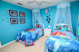 Little Mermaid Bedroom Disney At Windsor Hills Rent A Dream Vacation Pool Home Close To
