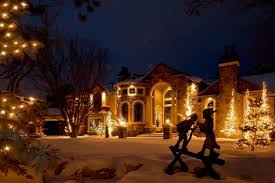 xmas lighting ideas. modren lighting the best 40 outdoor christmas lighting ideas that will leave you breathless in xmas