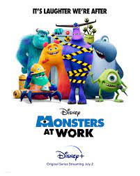 Monsters at Work | Disney Wiki