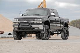 All Chevy 98 chevy lift kit : Amazon.com: Rough Country - 27220A - 6-inch Non-Torsion Drop ...