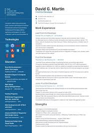 Angularjs Experience Resume. Javascript Resume Samples ...