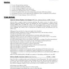 Quality Resume Examples Sample Quality Assurance Resume Examples Resume Templates Within 13
