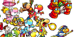 review yoshi s island ds