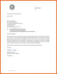 Sample Business Letter Attachment Program Format