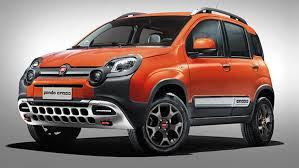 Fiat Panda Cross Suv Previewed Car News Carsguide
