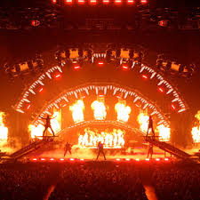 Greensboro Coliseum Seating Chart For Trans Siberian Orchestra Trans Siberian Orchestra 2018 Presented By Hallmark Channel
