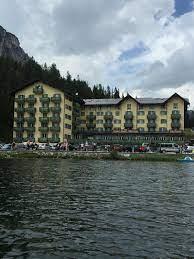 Wikiloc | Picture of Grand hotel Misurina (1/2)