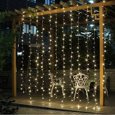 Draping And Fairy Lights For All Occasions 3m 3m 8 Modes Battery Operated Usb Wedding Drape Led String Light Christmas Birthday Party Decor