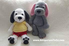 Dog Crochet Pattern Enchanting Cuddle Me Puppy Amigurumi To Go