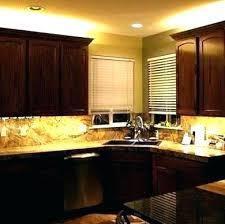 led kitchen lighting ideas. Kitchen Cabinet Lighting Ideas Under S  Led .
