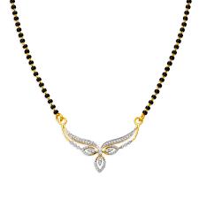 Sleek Mangalsutra Designs Buy Gold And Diamond Mangalsutra Online Shop Latest