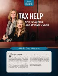 tax help omaha. Plain Tax This Sponsored Content Is A Page From The Publication Faces Of Omaha To  Read Entire Magazine Click Image For Tax Help Omaha N