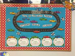 Sunday School Chart Ideas Hands On Bible Teacher Raceway Attendance Chart And