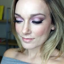 2016 holiday makeup look