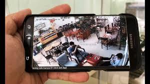Lắp đặt camera quan sát cho quán cafe camera giám sát