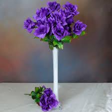 balsacircle 168 open velvet roses flowers diy home wedding party artificial bouquets arrangements centerpieces bouquets