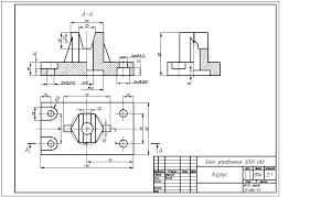Заказать контрольную работу по инженерной графике ✍ diplombel Пример контрольной работы по инженерной графике
