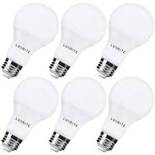 Switch 100 Led Light Bulb Details About Luxrite A21 Led Dimmable Light Bulb 100w Equivalent 4000k 1500lm Ul E26 6 Pack